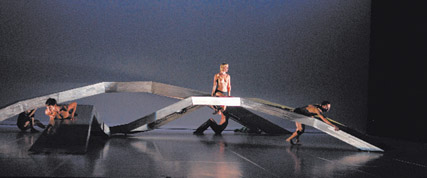 Ballet National de Marseille, Metapolis 2