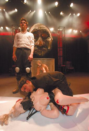 Gibson Nolte, Ben Winspear<BR /> Now that Communism is Dead My Life Feels Empty!,