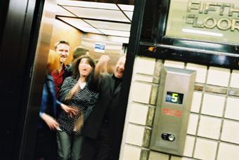 RealTime Team: Gail Priest, Dan Edwards, <BR />Virginia Baxter, Keith Gallasch&#8221;></p> <p class=