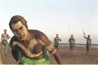 Tom Murray and Allan Collins, Dhakiyarr vs the King, 2003