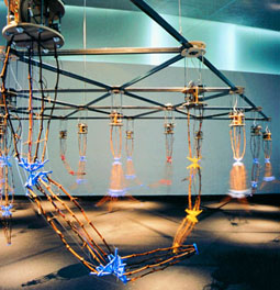 Kenneth Rinaldo, Autopoiesis, 2000, Ars Electronica-Cyberarts