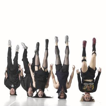 Australian Dance Theatre, Held
