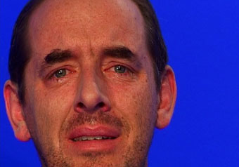 Lyndal Jones, Crying Man, 2003