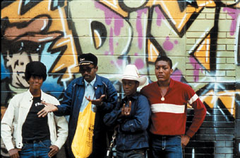 Fab Five Freddy and his crew, Wildstyle