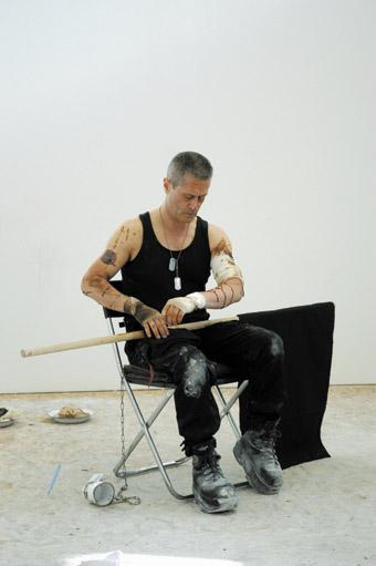André Stitt, Nostalgia, Baltic Centre for Contemporary Art, Gateshead, UK, 2005