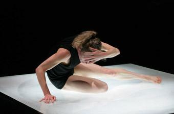 Rosalind Crisp, danse (1)