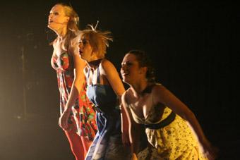 Dancers, UNSW School of English, Media & Performing Arts