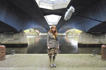 Susan Philipsz, The Lost Reflection, Munster Skulptur Projekt