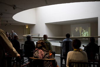 Hito Steyerl, Lovely Andrea, installation, Documenta 12
