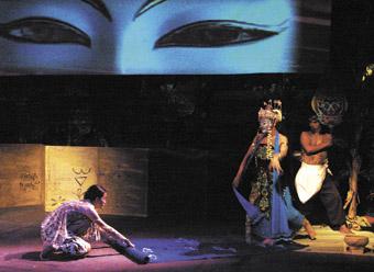Maryam Supraba, Monica Wulff and Gusjur Mahesa, The Tangled Garden