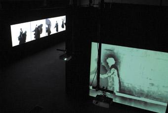 In Situ II, Still-Live, ReelDance Installations #03, CHOREOGRAPHICS