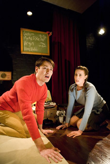 Luke Mullins, Katherine Tonkin, The Eisteddfod
