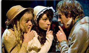 Jocelyn Gauthier, Cecile Roslin & Spencer Atkinson, Old Goriot