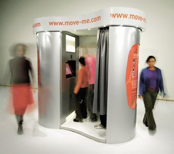 Move-Me Booth