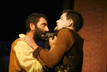 Rodney Afif, David Trednick, Not What I am, Othello Retold