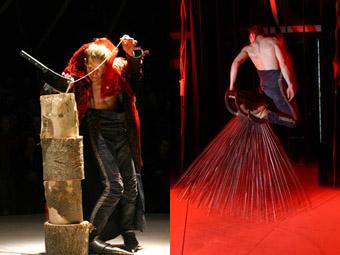 Johann LeGuillerm, Cirque Ici, Secret, Sydney Festival