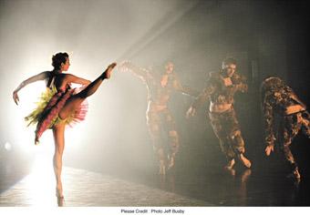 Brindabella, Balletlab