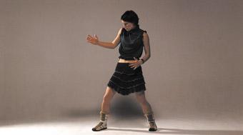 Sara Black, Dance Like Your Old Man, Chunky Move