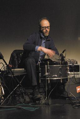 Jason Kahn, Activating the Medium Festival