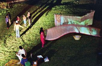 Urban Theatre Projects, India@oz.sangam