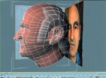 Sterlarc, Prosthetic Head