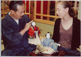 Shobei Tamaya IX & Kirsty Boyle