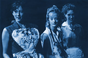 SacredCOW (Dawn Albinger, Scotia Monkivitch and Julie Robson) The Quivering