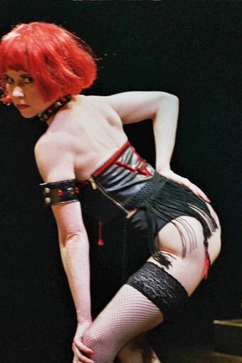 Wendy McPhee, Private Dancer