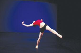 Abbie Sherwood, Hoot from Dancescape