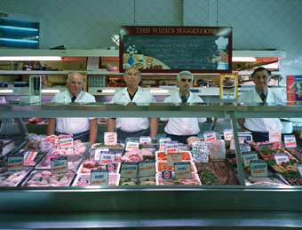Selina Ou, The Butchers 2001