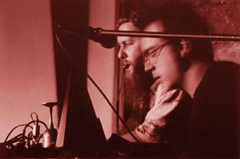 Robin Fox, Anthony Pateras