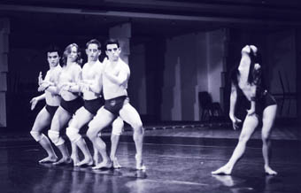 Australian Dance Theatre, Nothing