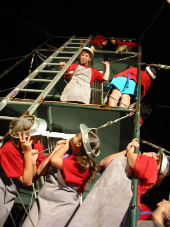 Urban Theatre Projects, Mechanix