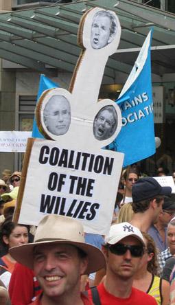Anti-war protests, 2003