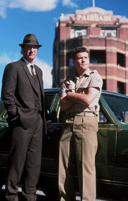 Bryan Brown, Sam Worthington, Dirty Deeds