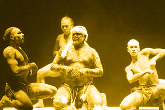 Bangarra Dance Theatre, Corroboree