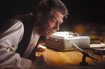John Hurt, Krapp's Last Tape