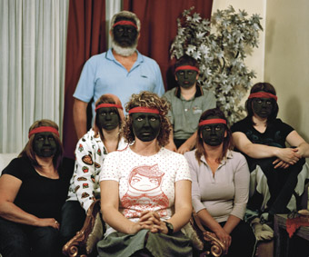 Bindi Cole, Wathaurong Mob (2008) from Not Really Aboriginal