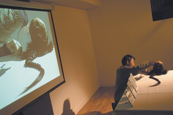 He Cheng Yao, Auction of Very Personal Possessions, bidder Cai Yuan