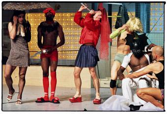 Les Ballets de Ci de La, Alain Platel