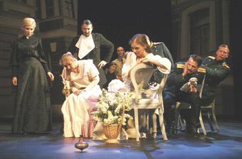 Three Sisters, Chekhov International Theatre/Cheek by Jow