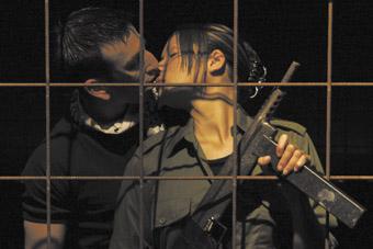 Charles Billeh, Cassandra Swab, Checkpoint Zero