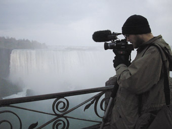 Dan Monceaux, Niagara Falls 2007