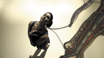 Rachelle Hickson, 'Reading the Body' in The Curiosities