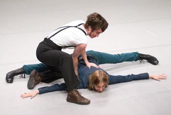 If I Sing to You, Deborah Hay Dance Company