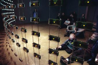Listening Post (2006), Ben Rubin,  Mark Hansen