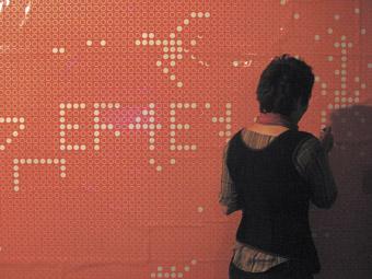 TheGreenEyl, Electrofringe 2008