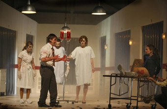 The Zombie State, Melbourne Workers Theatre, Student Union, Union House Theatre, Melbourne University