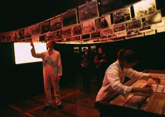 Andrew Brackman & Alison Gordon, The Memory Museum