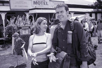 Kate Atkinson & Brendan Cowell, Fat Cow Motel